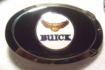 Buick Logo Belt Buckle