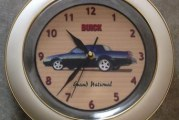 Assorted Turbo Regal Clocks