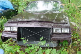 Abandoned & Forgotten Turbo Buicks