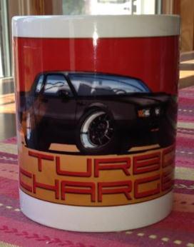 turbocharged coffee cup