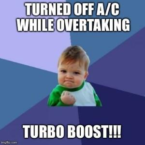 turn off AC