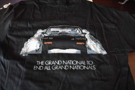 Buick Grand National GNX & T-type Shirts