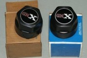 GNX Style Wheel Center Caps