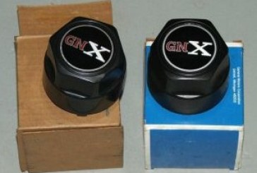 GNX Style Wheel Center Caps