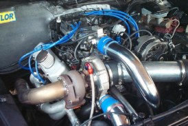 231 Cubic Inch Buick Motor