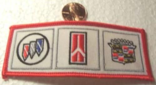 BOC logo patch