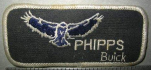 Phipps Buick Car Dealership patch