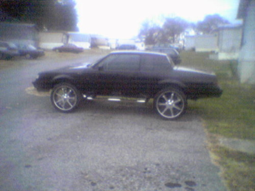 big rims on buick