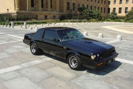 Buick Grand National: A Sea of Black