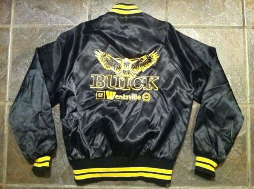 buick dealership jacket