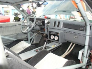 buick grand national roll cage 2