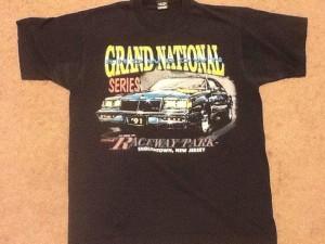 buick grand national showdown series 1991