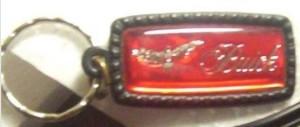 buick hawk key chain