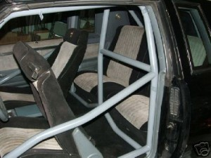 buick interior roll cage