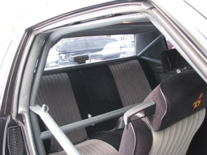 buick roll cage setup