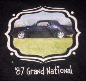 custom buick shirt
