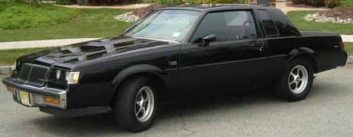 custom buick t-type rims