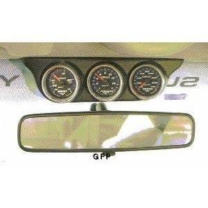 gauge setup over mirror