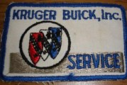 Buick Car Dealer Patches
