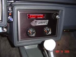 radio bezel gauges