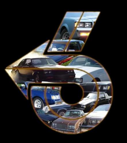 turbo 6 cars