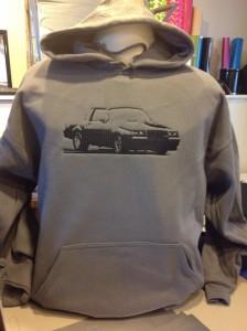 turbo regal hoodie
