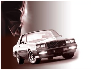 vader overlooking buick grand national