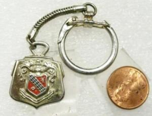 1950s buick keychain