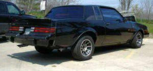 1984 buick regal gn