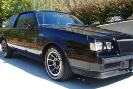 A Look at 1984 Buick Grand Nationals