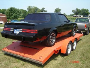 1985 buick regal gn