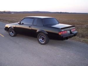 1986 buick regal gn
