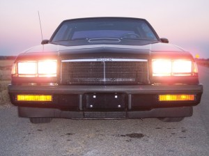 1986 regal grand national
