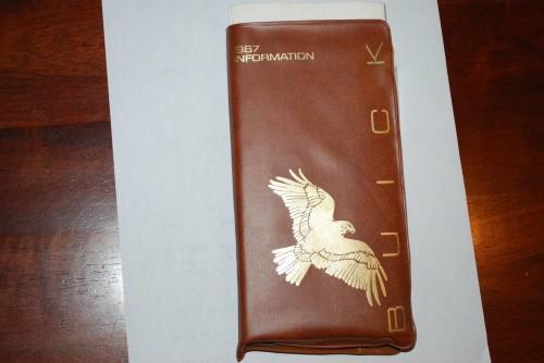 1987 buick salesman pocket guide 1