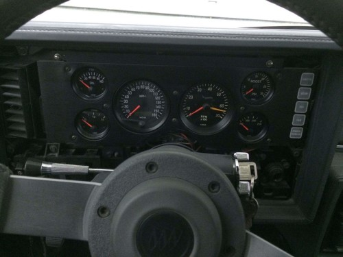 ATR IS400 gnx dash 1