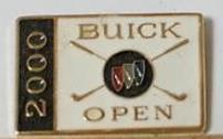 BUICK OPEN 2000 GOLF PIN