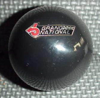 Buick Grand National black Custom Shift Knob