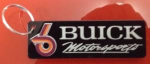 Buick Motorsports Key Chain