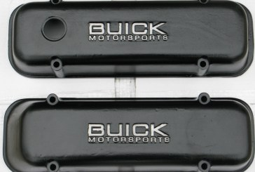 More Buick V6 Valve Cover Choices