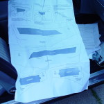 buick fender vent duct instructions