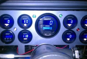 Buick GNX Style Dash Setups