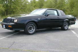 A Look at 1987 Buick Grand Nationals