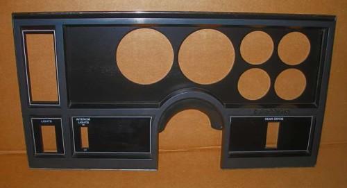 buick gauge bezel 3