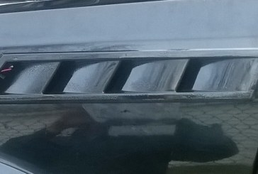 Buick GNX Fender Louver Installation