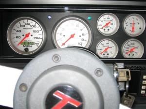 buick t-type gauge cluster