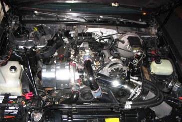 6 Cylinder Buick Turbo Motor