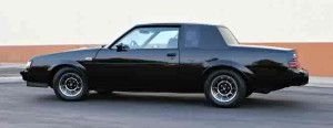buick turbo regal