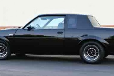 A Look at 1986 Buick Grand Nationals
