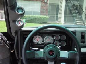 buick turbo t gauge cluster setup
