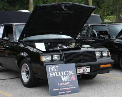 buick we4 sign